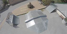 Skate park-La cabanasse-Roller-trotinette-bmx