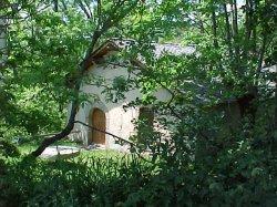 La Cabanasse-Le moulin de la cabanasse-forêt-nature